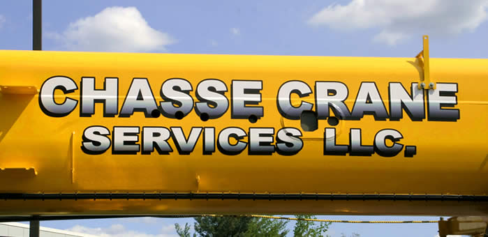 chasse crane services